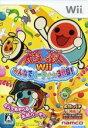 【中古】 太鼓の達人Wii みんなでパーティ☆3代目! /Wii 【中古】afb