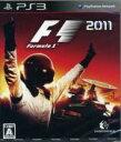【中古】 F1 2011 /PS3 【中古】afb
