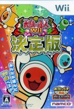 【中古】 太鼓の達人Wii 決定版 /Wii 【中古】afb