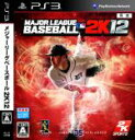【中古】 MAJOR LEAGUE BASEBALL 2K12 /PS3 【中古】afb
