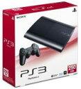 【中古】 PlayStation3:チャコール ブラック(250GB)(CECH4000B) /本体 【中古】afb
