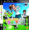 【中古】みんなのGOLF6/PS3【中古】afb