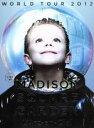 WORLD TOUR 2012 LIVE at MADISON SQUARE GARDEN(初回生産限定版) /L'Arc〜en〜Ciel afb