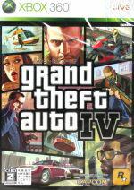 【中古】 グランド・セフト・オートIV /Xbox360 【中古】afb