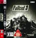 【中古】 Fallout 3 /PS3 【中古】afb
