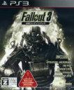 【中古】 Fallout 3 追加コンテンツパック /PS3 【中古】afb