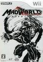 【中古】 MADWORLD /Wii 【中古】afb