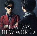 【中古】 NEW DAY,NEW WORLD(初回限定盤)(...