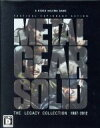 【中古】 METAL GEAR SOLID THE LEGACY COLLECTION 1987−2012 /PS3 【中古】afb