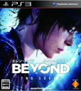 【中古】 BEYOND: Two Souls <初回生産限定版> /PS3 【中古】afb