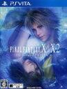 【中古】 ファイナルファンタジーX/X-2 HD Remaster TWIN PACK /PSVITA 【中古】afb