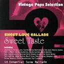 【中古】 SWEET LOVE BALLADS−Sweet Taste− /(オムニバス) 【中古】afb