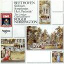 Other - 【中古】 ベートーヴェン:交響曲第1&6番 /ノリントン 【中古】afb