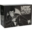 【中古】 LUPIN THE BOX−TV&the Movi...