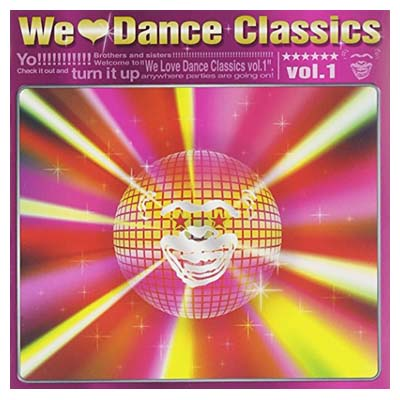 USED送料無料WeLoveDanceClassicsvol1[AudioCD]オムニバスMelod