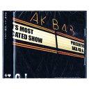 USED【送料無料】Oと1の間 [Audio CD] AKB48