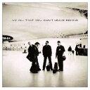 送料無料【中古】オール・ザット・ユー・キャント・リーヴ・ビハインド [Audio CD] U2; サルマン・ラシュディ; ボノ and エッジ