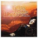 USED【送料無料】WHATEVER [Audio CD] リンダ・ルイス