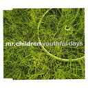 送料無料【中古】youthful days [Audio CD] Mr.Children; KAZUTOSHI SAKURAI and TAKESHI KOBAYASHI