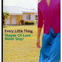 USED【送料無料】Shapes of Love [Audio CD] Every Little Thing; 五十嵐充 and 持田香織