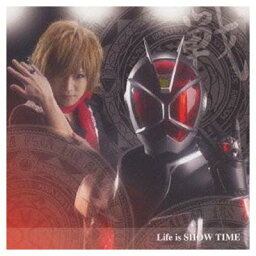 """USED【送料無料】Life is SHOW TIME 初回盤 """"戦"""