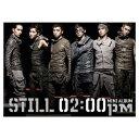 送料無料【中古】2PM 1st Mini Album - Still 2:00pm (韓国盤) [Audio CD] 2PM