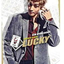 USED【送料無料】キム・ヒョンジュン(SS501リーダー)/Lucky-2nd Mini Album[韓国盤] [Audio CD] キム・ヒョンジュン(SS501リーダー)