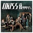 USED【送料無料】U-Kiss 8th ミニアルバム - Moments (韓国版)(韓国盤) [Audio CD] U-Kiss