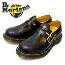 ショッピングドクターマーチン 正規取扱店 Dr.Martens ドクターマーチン 8065 MARY JANE メリージェーン BLACK ブラック レディース