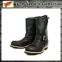���������������̵���������谷ŹRedWing(��åɥ����󥰥�åɥ�����)2268ENGINEERBOOTS(���󥸥˥��֡���)�֥�å���YDKG-tk�ۡ�smtb-TK��