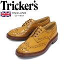 正規取扱店 Tricker's トリッカーズ 5633M COUNTRY BOURTON(カントリーバートン) ダイ