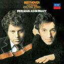 Instrumental Music - ベートーヴェン:ヴァイオリン・ソナタ<春><クロイツェル>/パールマン【2500円以上送料無料】