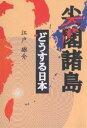 尖閣諸島 どうする日本/江戸雄介【RCP1209mara】