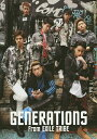 GENERATIONS from EXILE TRIBE/GENERATIONSfromEXILETRIBE【2500円以上送料無料】