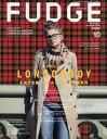 FUDGE(ファッジ) 2016年10月号【雑誌】【2500円以上送料無料】