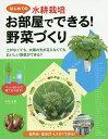 お部屋でできる!野菜づくり はじめての水耕栽培/中島水美【合計3000円以上で送料無料】