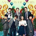 〔予約〕WAY OF GLORY(初回生産限定盤)(DVD付)/AAA【2500円以上送料無料】