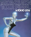 TRIX EVOLUTION TOUR FINAL in TOKYO 2016(Blu−ray Disc)/TRIX【2500円以上送料無料】