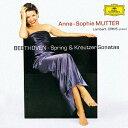 器乐曲 - ベートーヴェン:ヴァイオリン・ソナタ第5番《春》、第9番《クロイツェル》/ムター