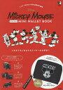 【店内全品5倍】ミッキーマウス MINI WALLET【3000円以上送料無料】