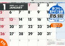 エコカレンダー壁掛 カレンダー A3 E15 (2020年1月始まり)【合計3000円以上で送料無料】