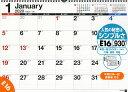 エコカレンダー壁掛 カレンダー A3 E16 (2020年1月始まり)【合計3000円以上で送料無料】