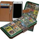 【メール便OK】【手帳型 iPhone5/5s/SE カバー】【for iPhone5/5s/SE Diary】スマホケース 手帳タイプ【Reggae / レゲエ4/レコード】【メンズ レディース】/楽天カード分割