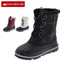 トレイルマスター trailmaster ウィンターシューズ レディース TR-019 あす楽対応_北海道 冬靴
