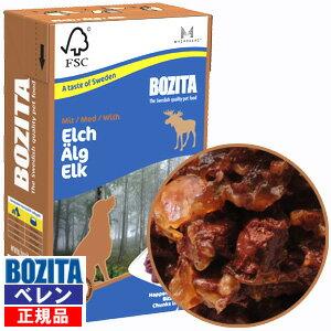 【BOZITA】ボジータ【あす楽対応】犬用チャンクゼリー ヘラジカドッグフード(480g) P20Feb16