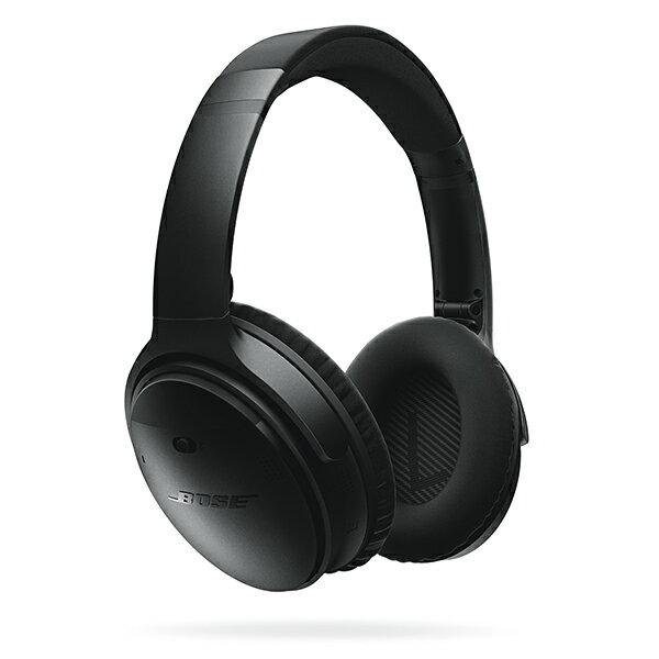 【公式 / 送料無料】Bose QuietComfort 35 ワイヤレス ヘッドホン+バッテリー / ヘッドフォン / ノイズキャンセリング / Bluetooth / NFC対応