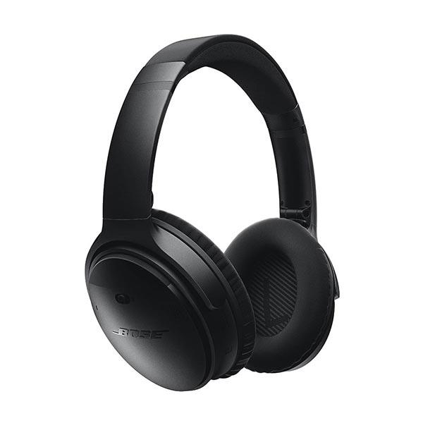 【公式 / 送料無料】Bose QuietComfort 35 ワイヤレス ヘッドホン / ヘッドフォン / ノイズキャンセリング / Bluetooth / NFC対応