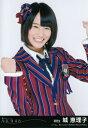 【中古】 生写真 NMB48 風は吹いている 特典生写真 城恵理子