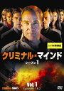 【中古レンタルアップ】 DVD 海外ドラマ クリミナル・マインド FBI vs. 異常犯罪 シーズン1 全11巻セット マンディ・パティンキン