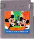 【中古】 GB 東京ディズニーランド ミッキーのシンデレラ城ミステリーツアー Tokyo Disney Land(ソフト単品)